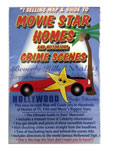 Map & Guide Movie Stars Homes & Notorious Crime Scenes